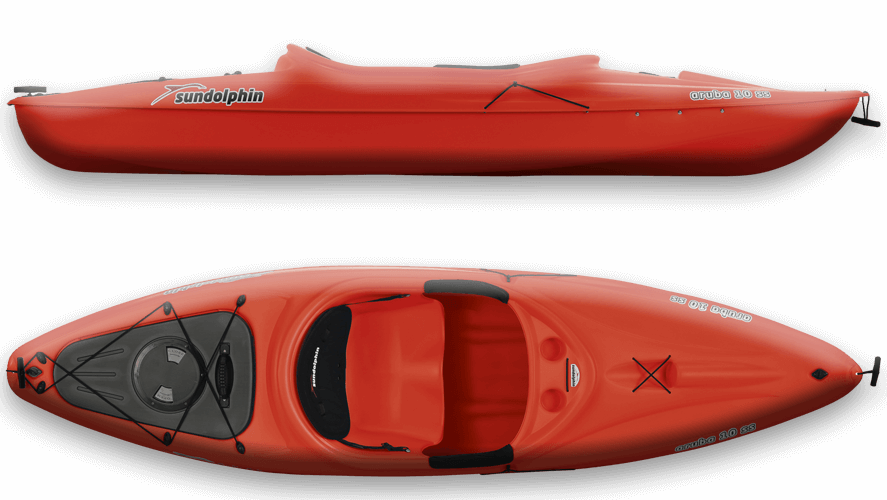 Pelican Summit 100x Kayak Review | Sit-Inside 10ft