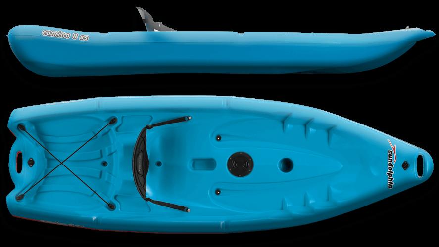 Sun Dolphin Camino 8 SS Kayak