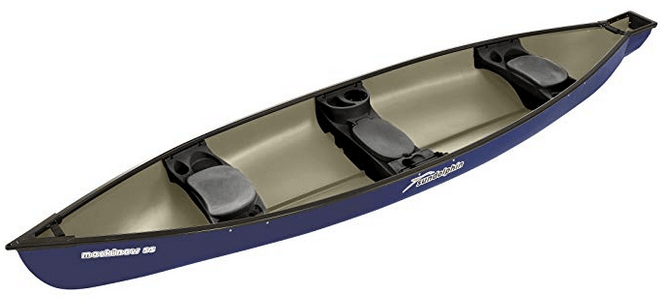 Old Town Next Canoe Review | 13 foot Canoe That's Kinda Like