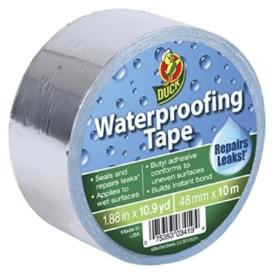 Duct Tape - For underwater kayaks canoes boating