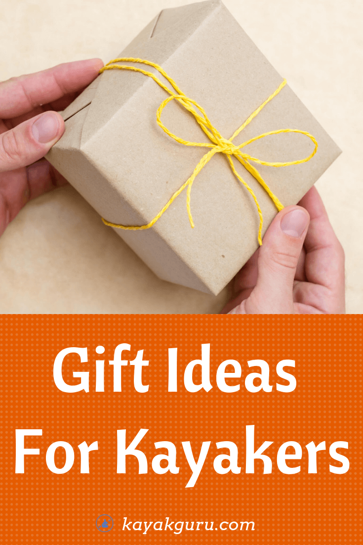 Gift Ideas For Kayakers - Pinterest
