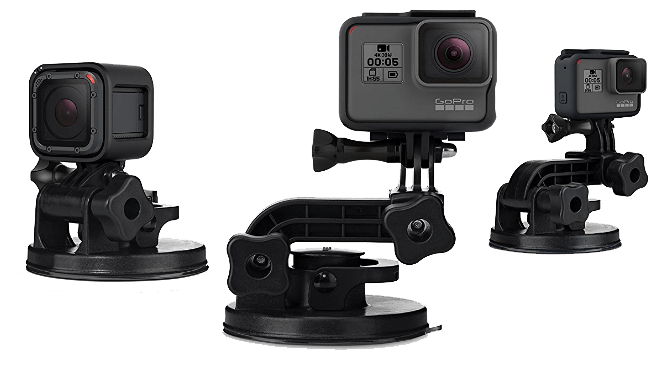 GoPro Suction Cup (by GoPro)
