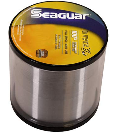 Seaguar Invizx Fluorocarbon Fishing Line