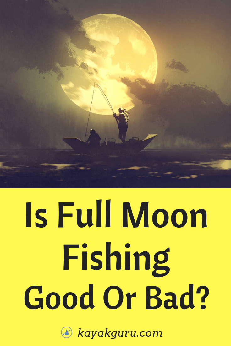 Is Full Moon Fishing Good Or Bad? - Pinterest