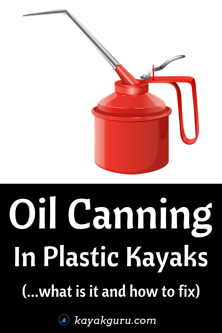 Caring for your Kayk - How To Fix Oil Canning