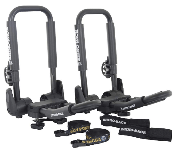 Rhino Rack Folding J Style Kayak Carrier (S512)