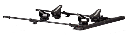 Kayak Roof Rack For Cars Without Rails >> Best Kayak Roof Racks For Cars (and SUVs) Review [2019] | Full Guide