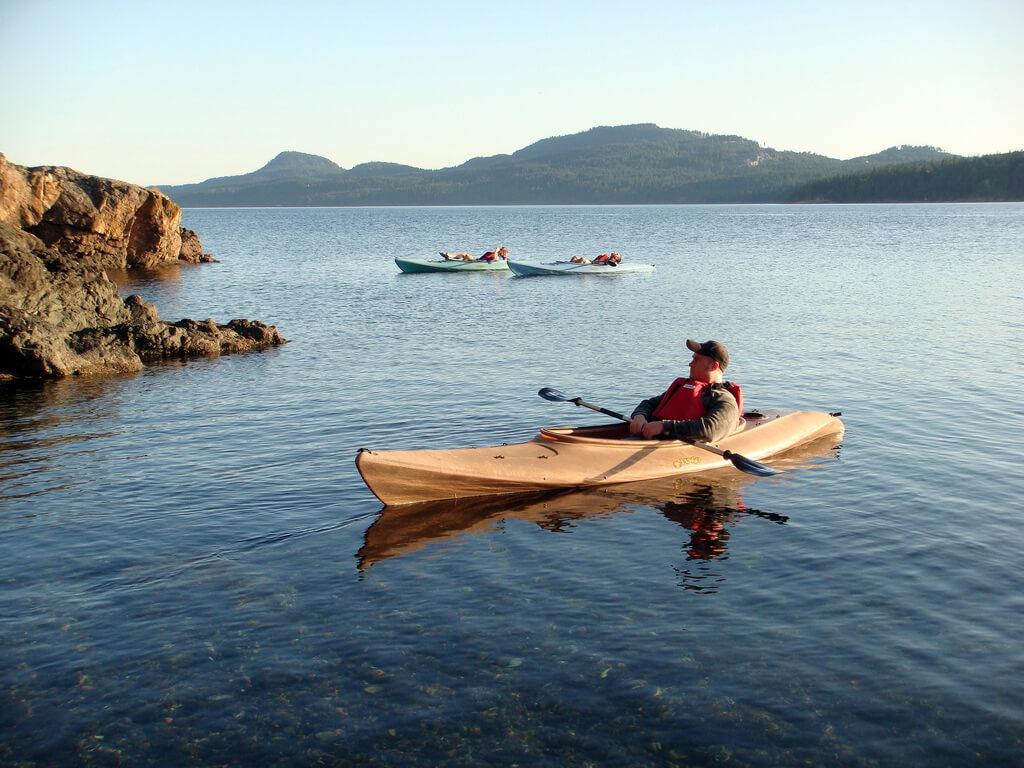 Orcas Island Washington State - Kayaks