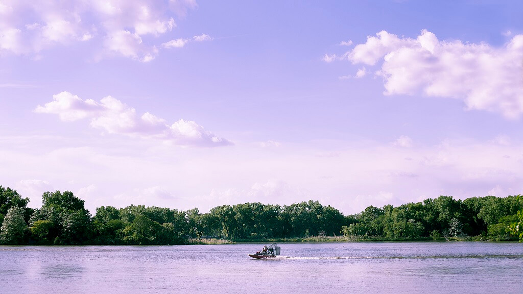 Platte River - Kayaks, Canoes and Airboats