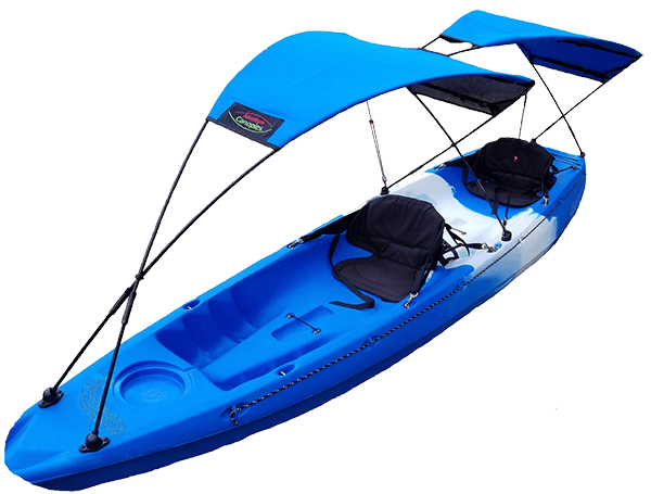 Adventure Canopies Kayak Sun Shade