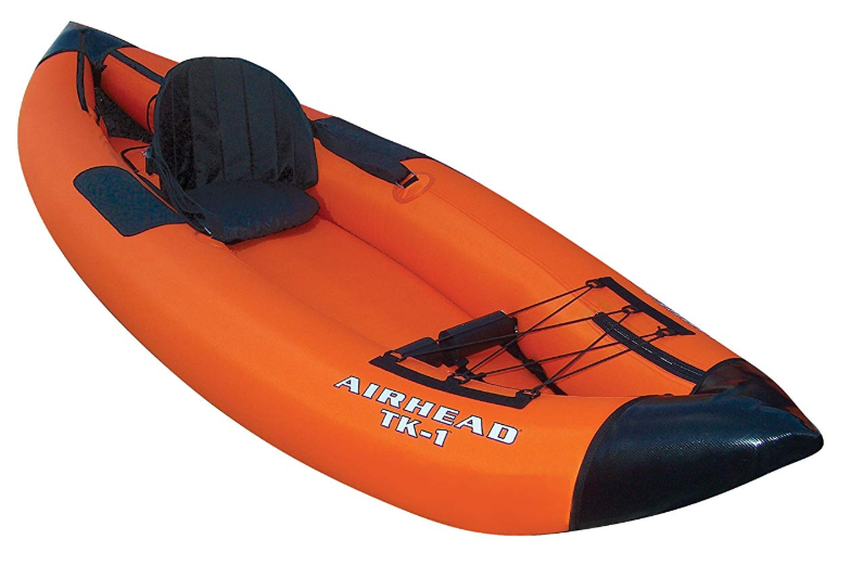 Airhrad Montana TK-1 inflatable kayak