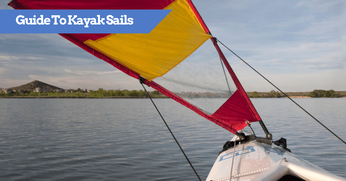 Buyers Guide To Kayak (and Canoe) Sails and DIY make your own