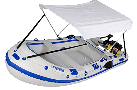 Sea Eagle Wide Bimini Top for Inflatable Boats