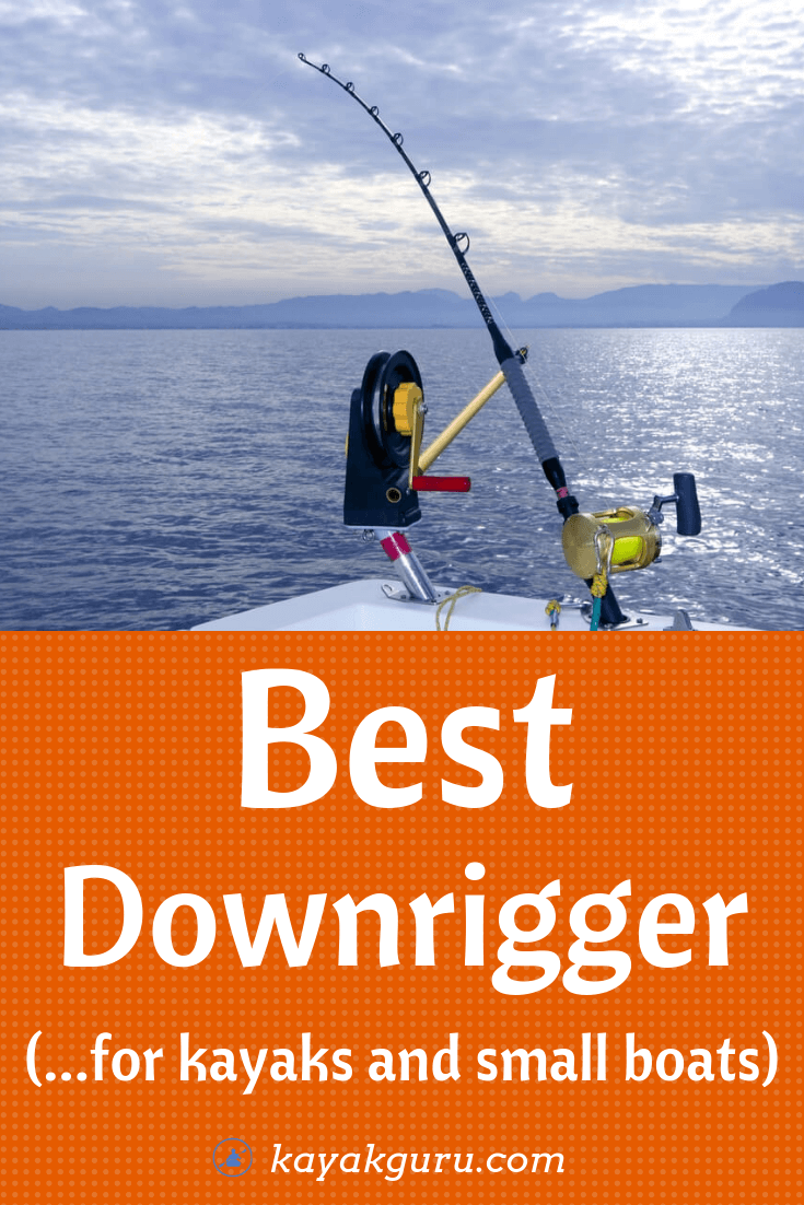 Best Downrigger (For Kayaks And Small Boats) Pinterest Image