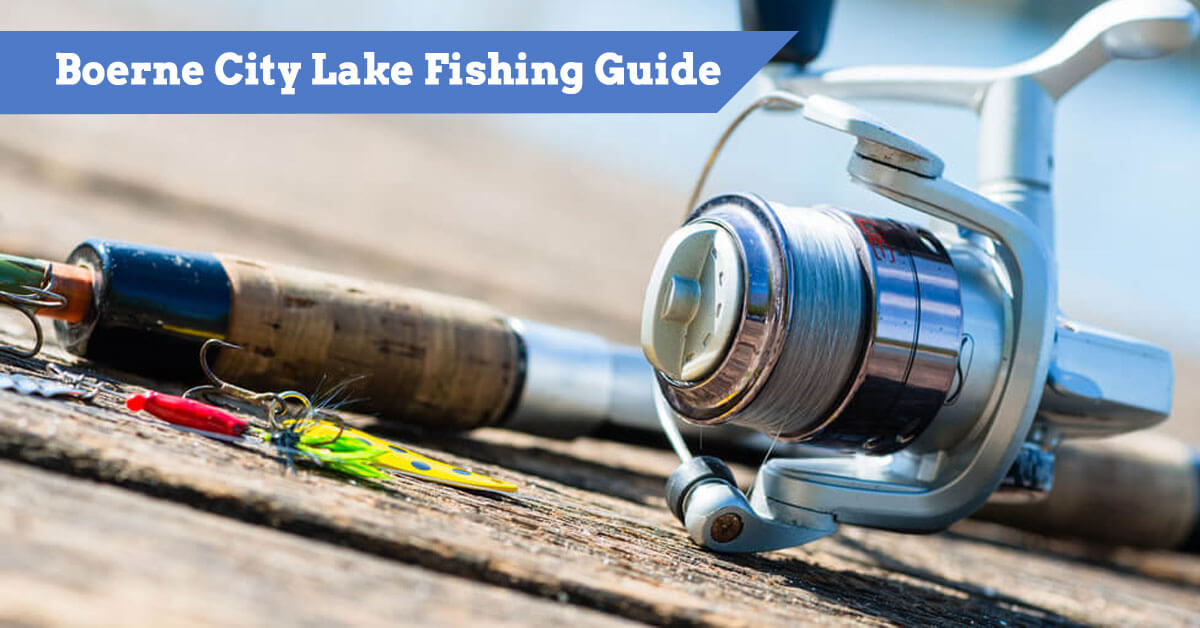 Boerne City Lake Fishing Guide, Texas