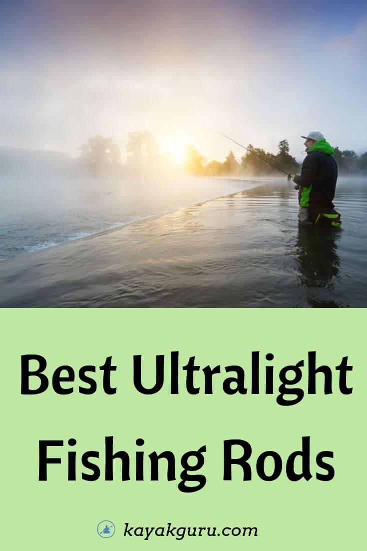 Best Ultralight Fishing Rods - SPinning rods available to buy on the market today