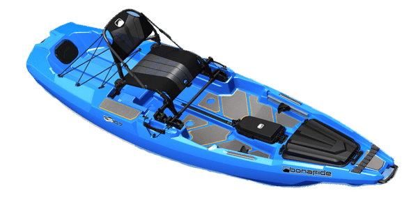 NuCanoe Frontier Fishing Kayak (10ft and 12ft) Review