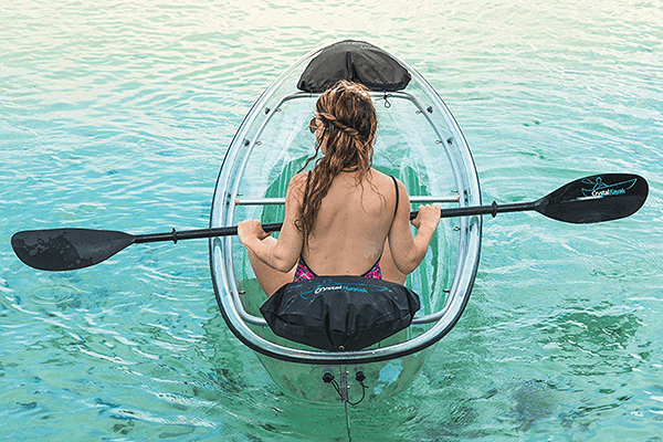 Crystal Kayak Crystal Explorer