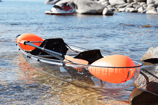 Driftsun Transparent Crystal Clear Kayak