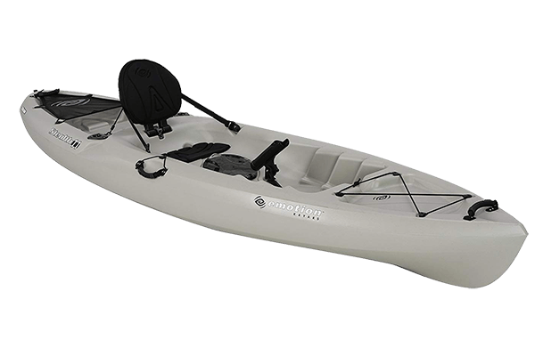 Emotion Stealth 11 And Pro Version Angler Kayak Rated