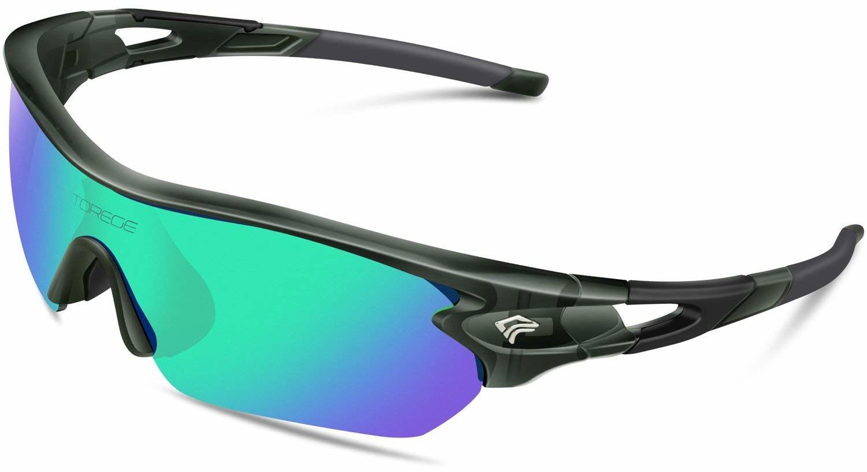 Torege Polarized Sports Sunglasses TR002