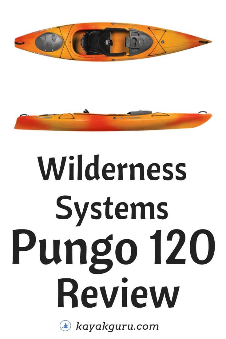 Wilderness Systems Pungo 120 KyakReview - Pinterest