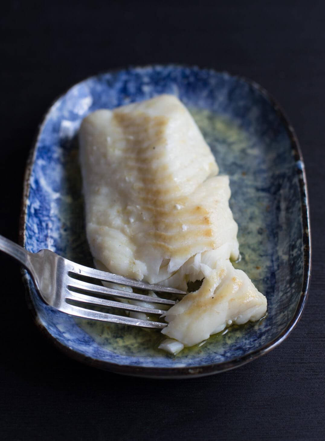 Torsk Scandinavian Poached Cod Recipe