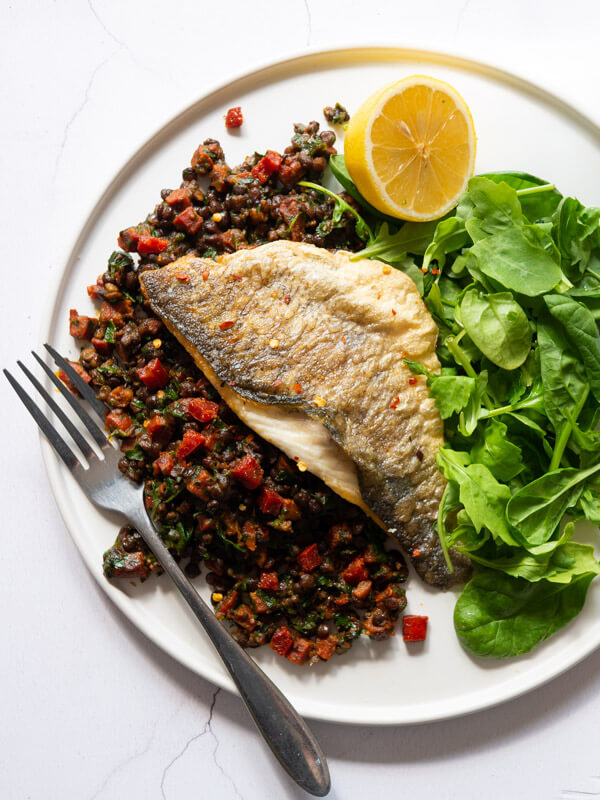 sea-bass-with-chorizo-and-lentils-2