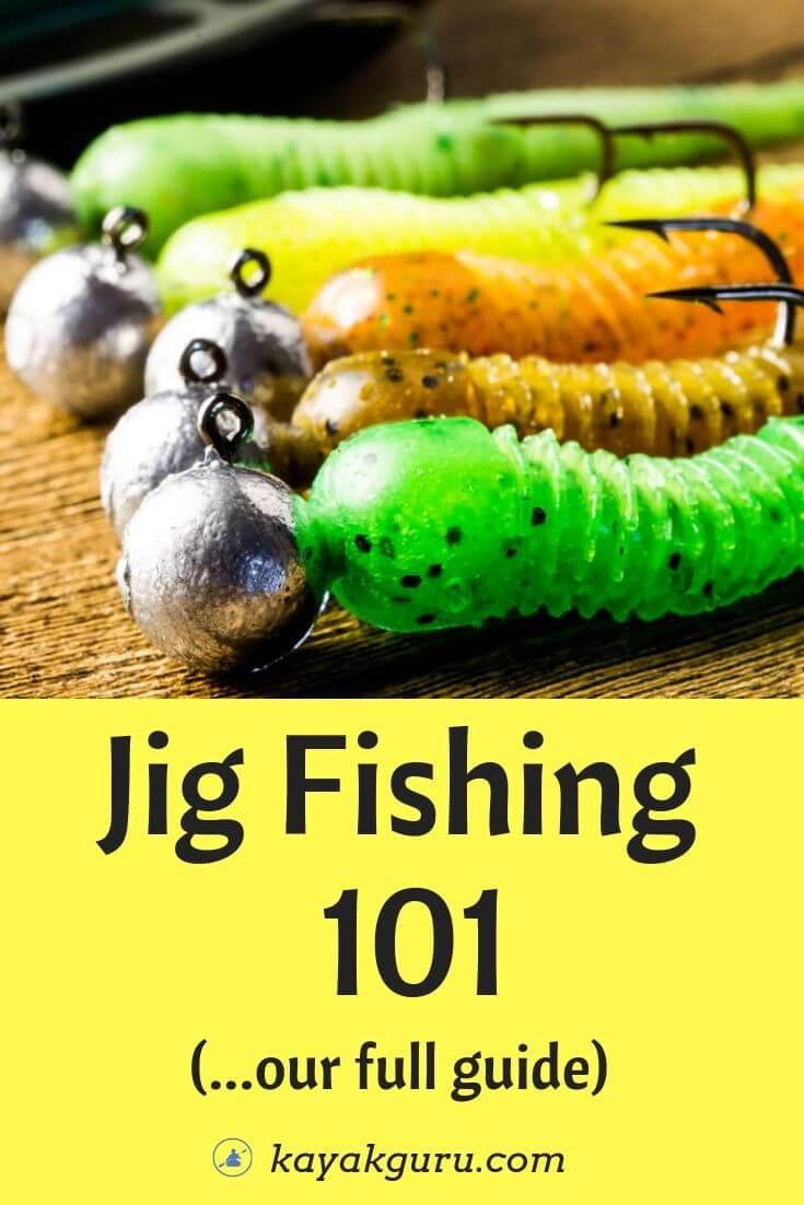 Jig Fishing 101 - Pinterest