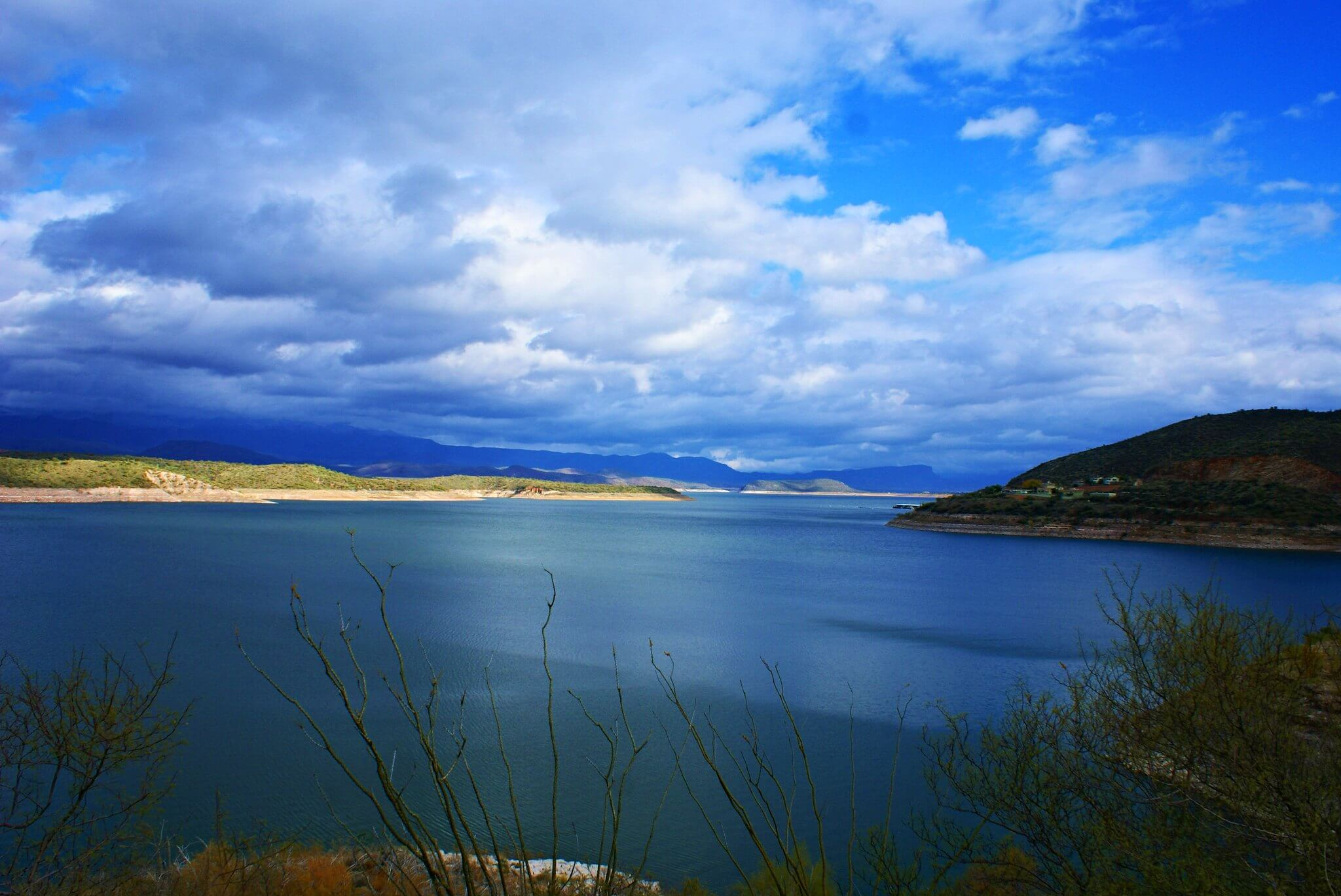 Number 5 - Roosevelt Lake for Fishing in Arizona