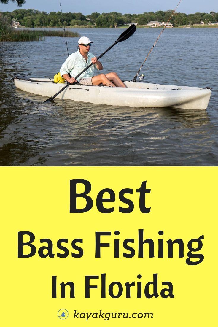 Best Bass Fishing In Florida - Pinterest