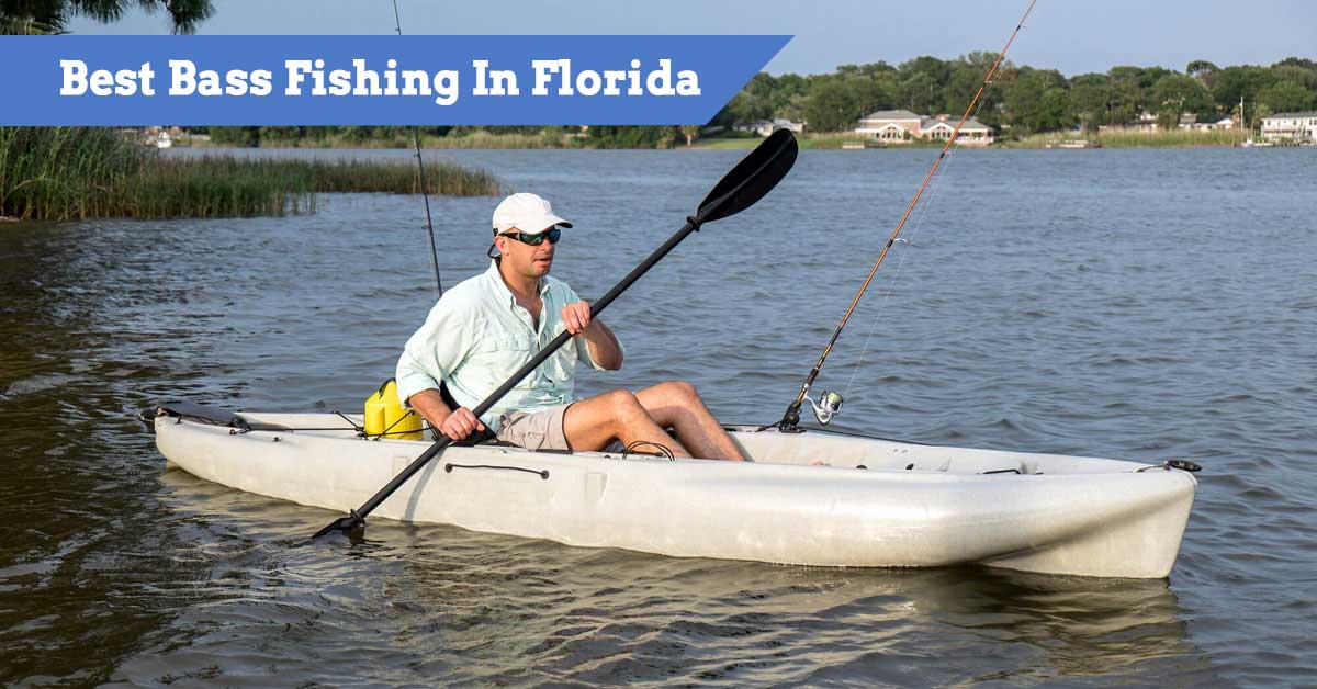 Florida Bass Lakes - The best ones to catch more