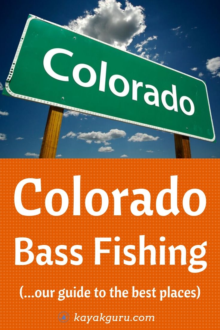 Colorado Bass Fishing - Our Guide - Pinterest