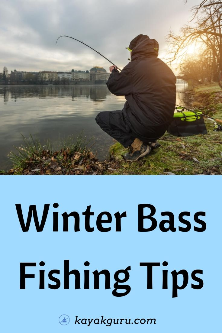 Winter Bass Fishing Tips - Catch more bass when it's cold