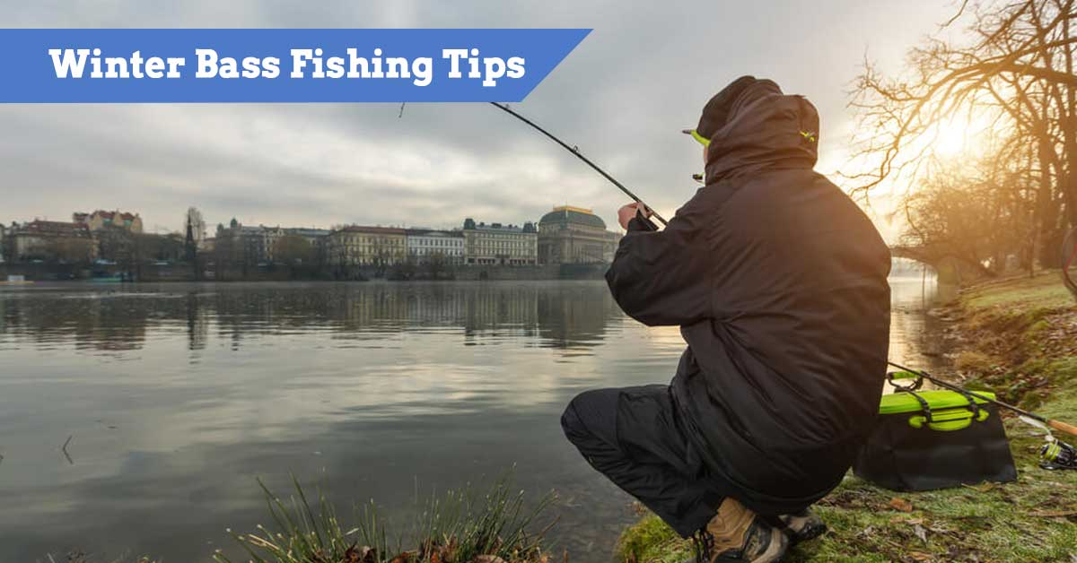 Bass Fishing tips for the cold winter. What lures to use etc