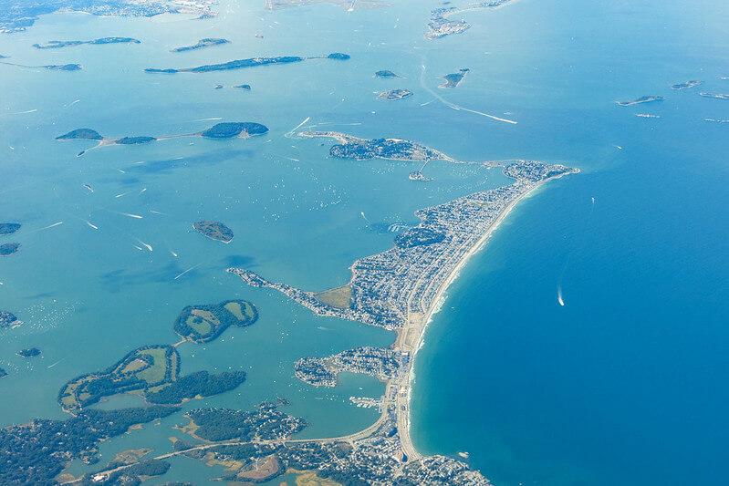 Boston Harbor islands - Best fishing areas Massachusetts