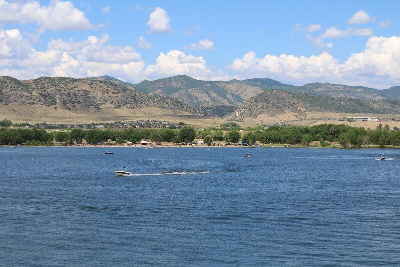 Chatfield Reservoir Colorado