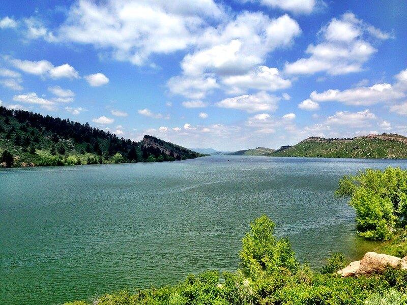 Horsetooth Reservoir Colorado Fishing