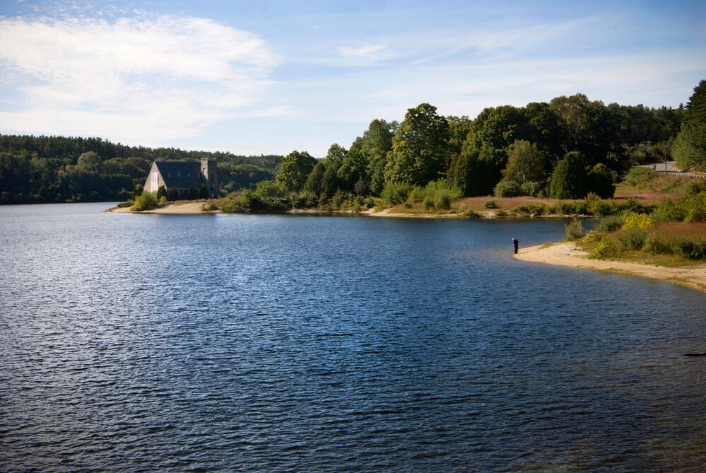 Wachusett Reservoir Massachusetts - Best fishing places