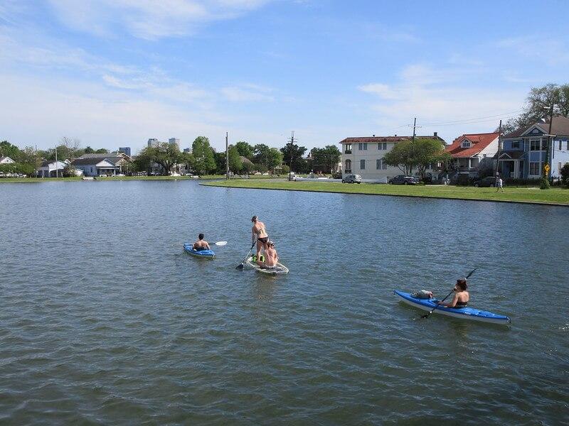 Bayou St. John Kayaking