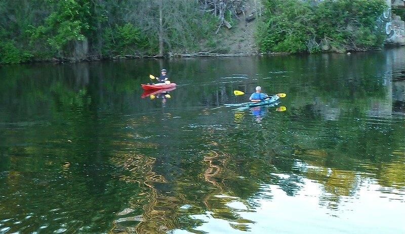 Huron River Kayaking